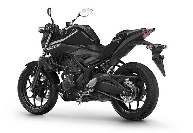 New Model Yamaha MT 03 2020