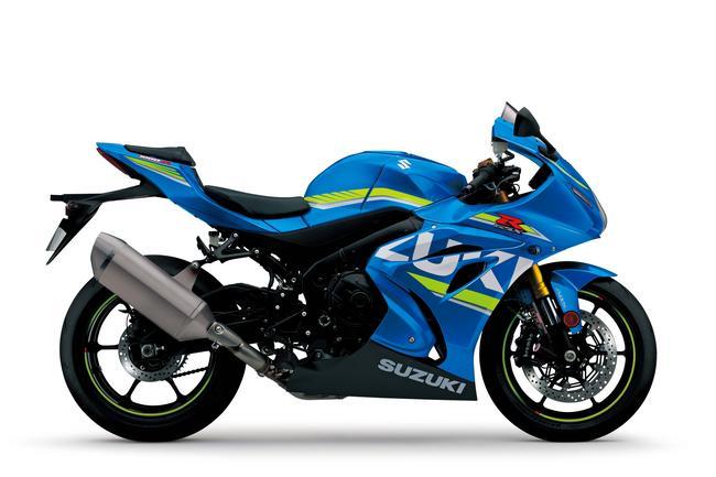 New Model Suzuki GSX R1000 2020
