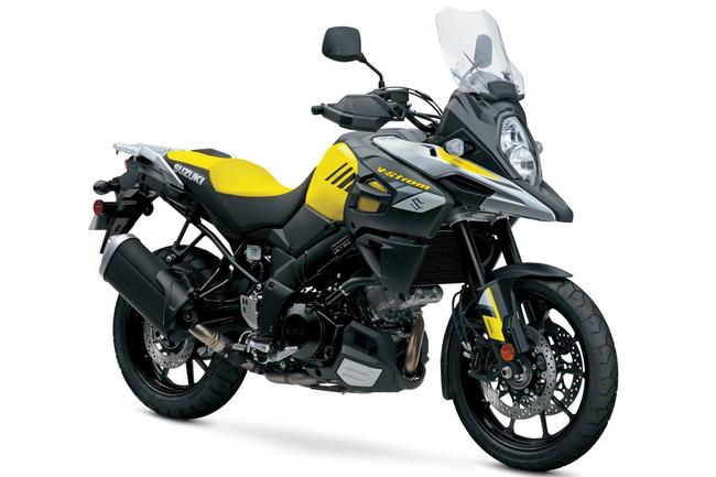 New Model Suzuki V-Strom 1000 XT 2020