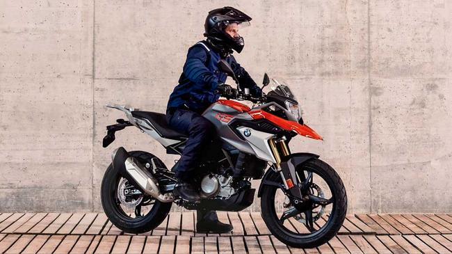 New Model BMW G 310 GS 2020
