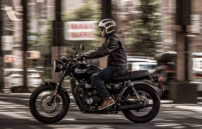 New Model Triumph Bonneville T100 Black 2020