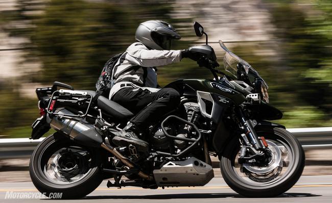 New Model Triumph Tiger Explorer 1200 2020
