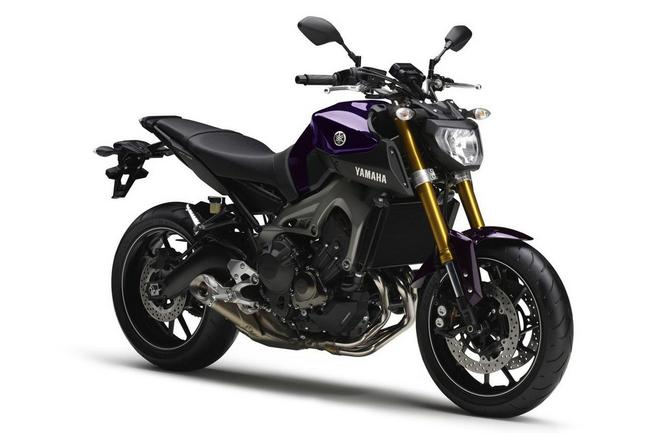 New Model Yamaha MT-09 2020