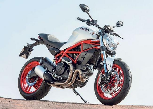 New Model Ducati Monster 797 2020