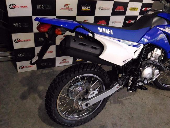 New Model Yamaha XTZ 250 2020