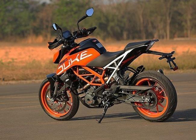 New Model KTM 390 Duke 2020