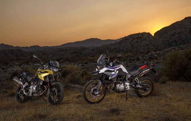 New Model BMW F750 GS 2020