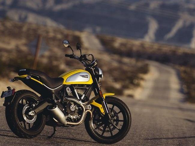 New Model Ducati Scrambler 2020