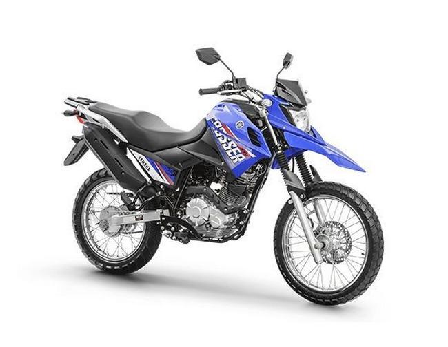 New Model Yamaha XTZ 150 Crosser 2020