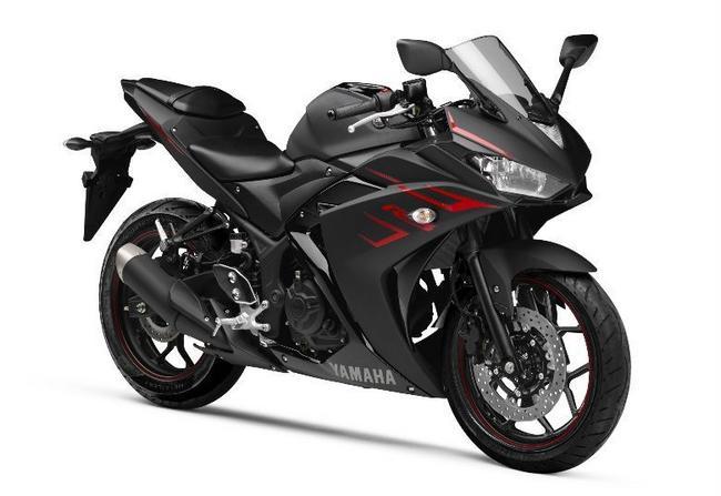 New Model Yamaha R3 2020