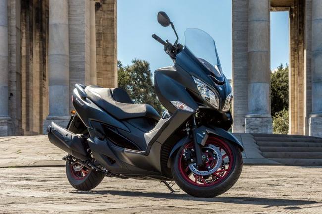 New Model Suzuki Burgman 2020