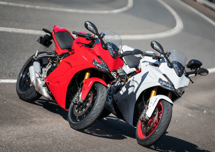 New Model Ducati SuperSport S 2020