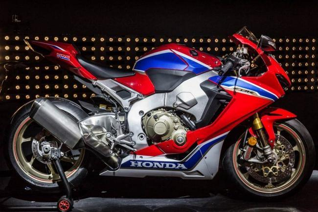 New Model Honda CBR 1000 RR Fireblade 2020