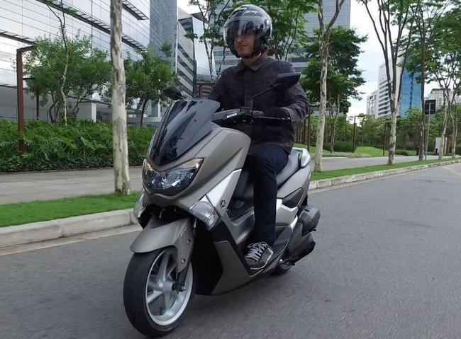 Motor nmax 2020