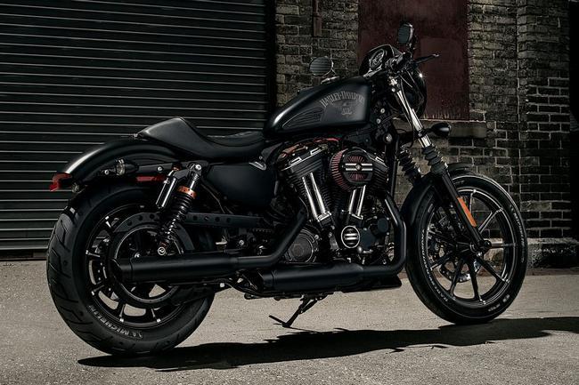 Harley Davidson Iron 883 2020