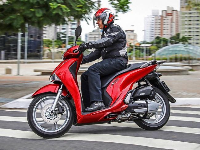 New Model Honda SH 150i 2020