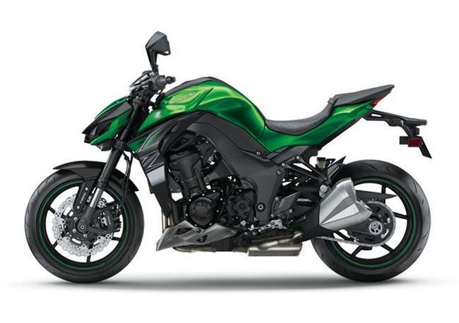 Model Z1000 2020