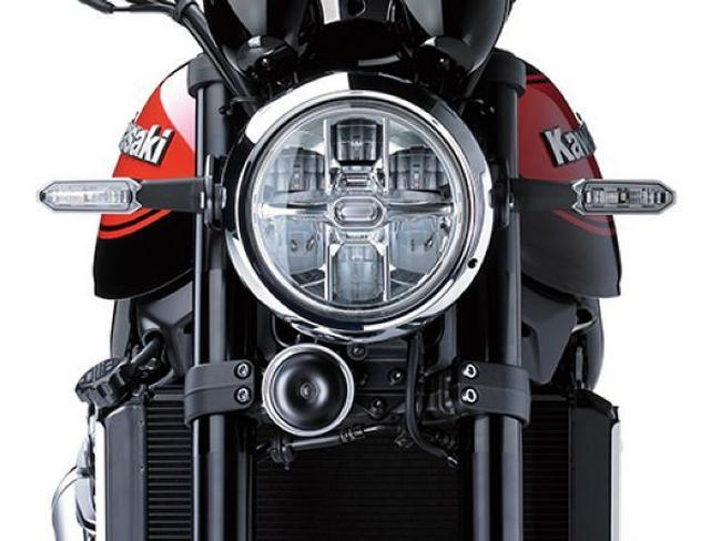 New Model Kawasaki Z900 RS 2020
