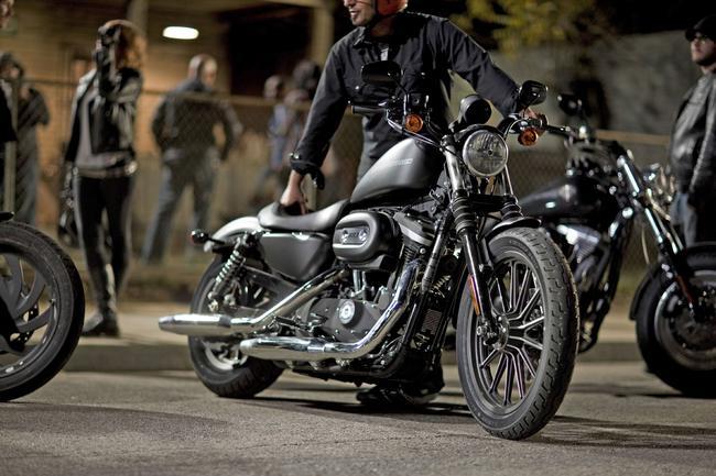 New Model Harley-Davidson Sportster Iron 883 2020