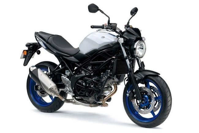 New Model Suzuki SV 650 A 2020