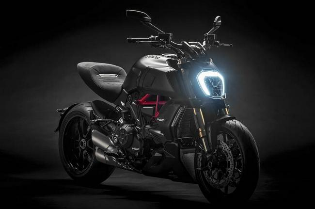 New Model Ducati Diavel 2020