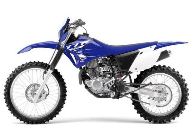 New Model Yamaha TT-R 230 2020