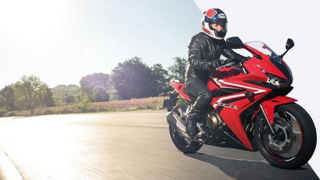 New Model Honda CBR 500R 2020