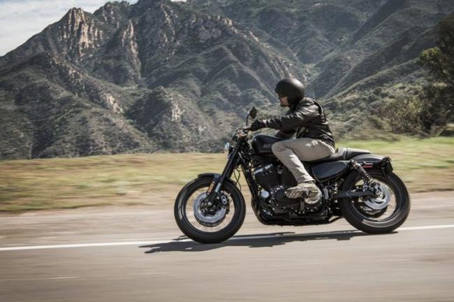 Harley Davidson Roadster 2020