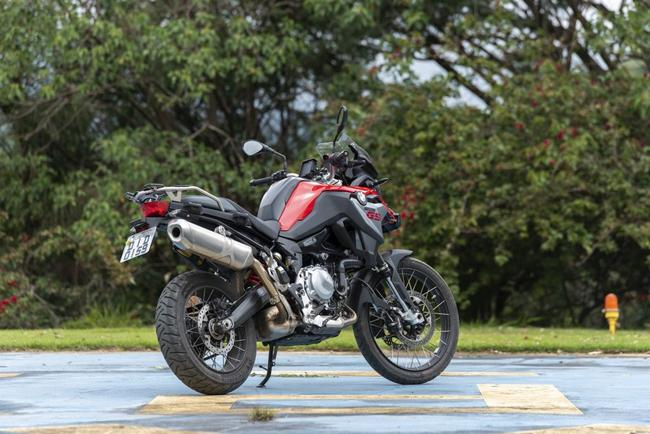 New Model BMW F850 GS 2020