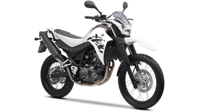 New Model Yamaha XT 660 2020