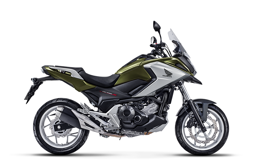 New Model Honda NC 750X 2020