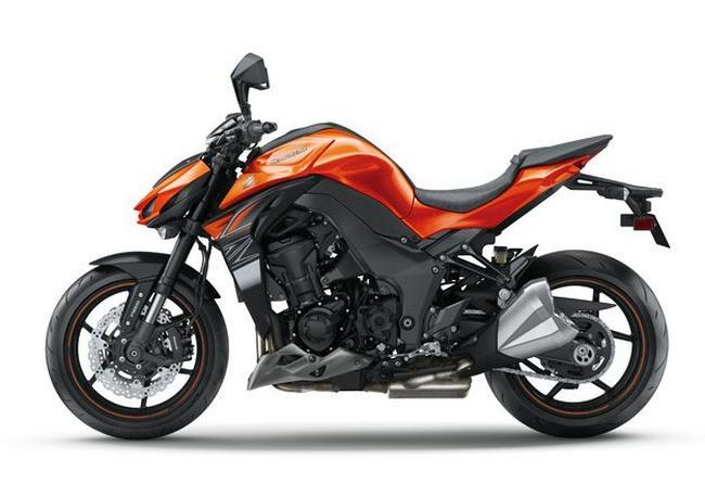 New Model Kawasaki Z1000 2020