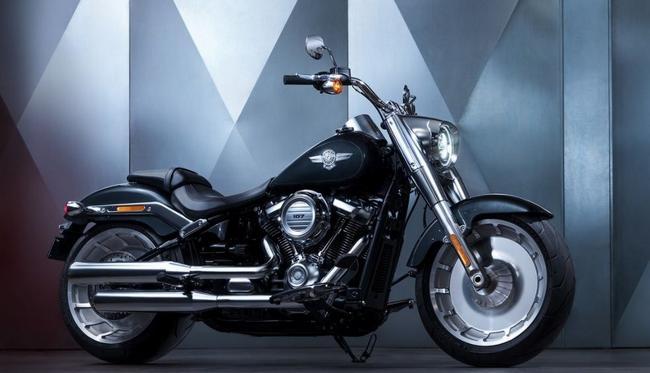 New Model Harley-Davidson Fat Boy 2020