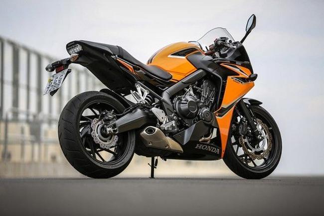 New Model Honda CBR 650F 2020