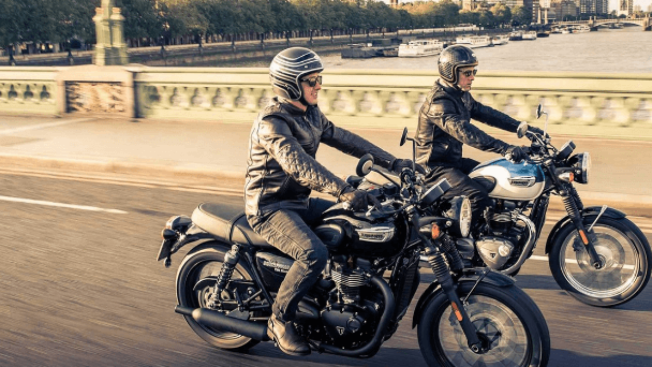 New Model Triumph Bonneville T100 Black 2020 Technical Specifications Price Photos And Consumption