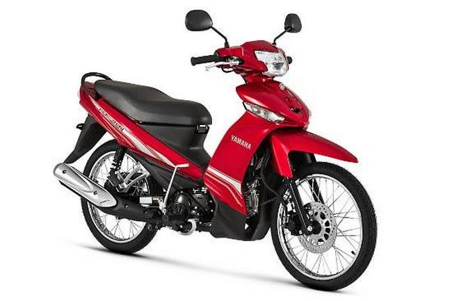 New Model Yamaha T115 CRYPTON 2020