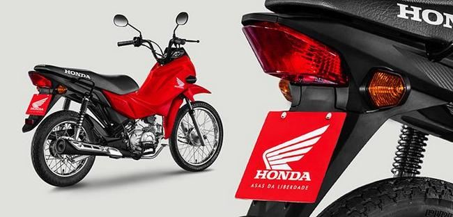 New Model Honda Pop 110i 2020