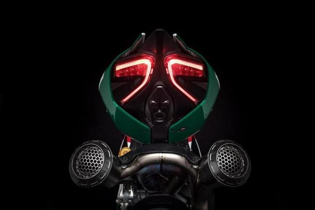 New Model Ducati Panigale 1299 R 2020