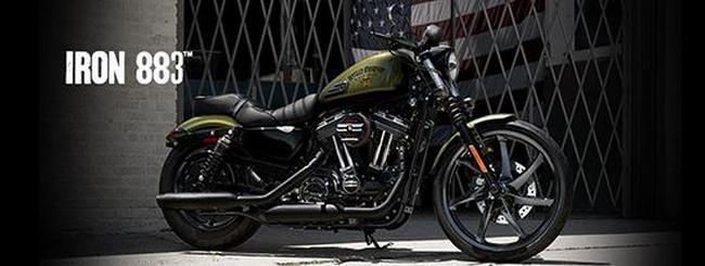 Harley Davidson 883 2020