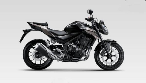 New Honda CB 500F 2021