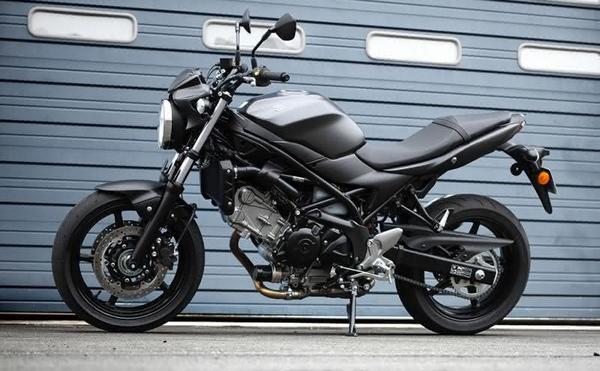 Suzuki SV 650 A 2021