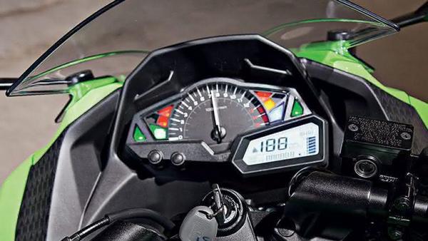 Kawasaki Z300 ABS 2021