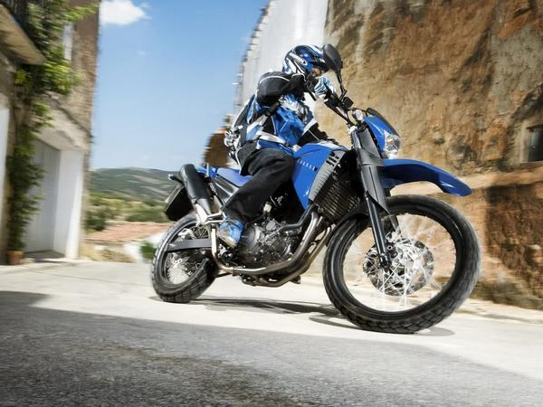 Yamaha XT 660Z 2021