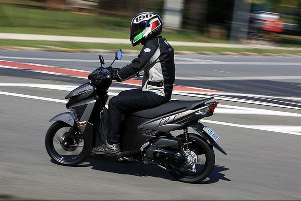 Yamaha NEO 125 2021