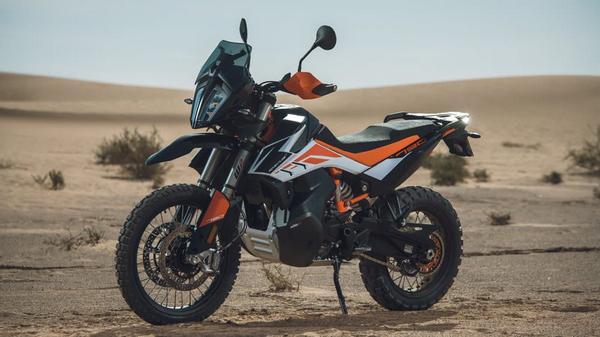 KTM Adventure 790 2021