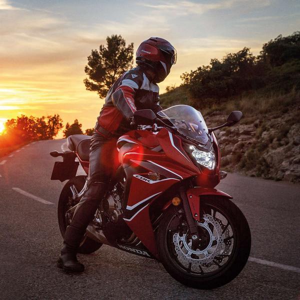 Honda CBR 650 F 2021