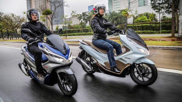 Honda PCX 150 2021: