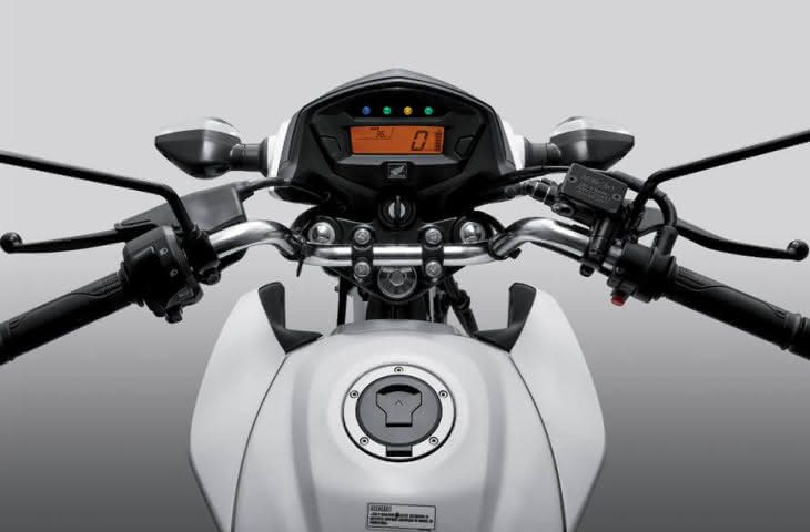 Honda CG 160 2021