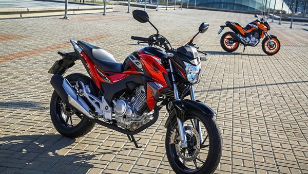 Honda CB 250F Twister CBS 2021