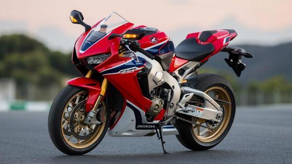 Honda CBR 1000 RR Fireblade 2021